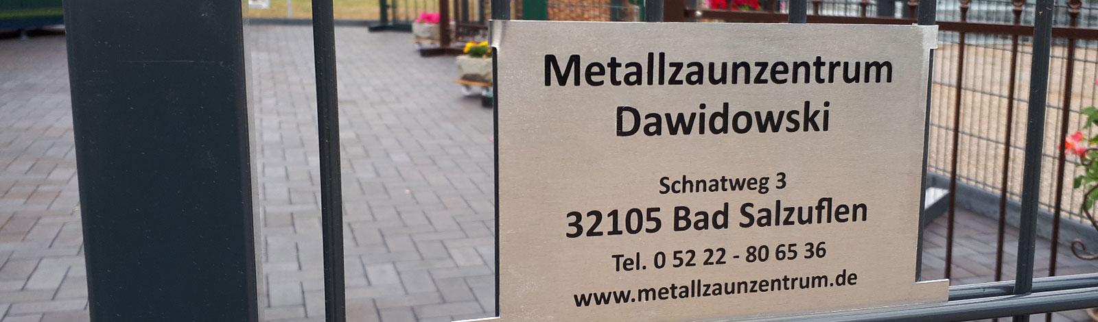 metallzaunzentrum dawidowski produkt ausstellung zaeune gabionen doppelstabmatten schmiedeeiserne zaeune tore